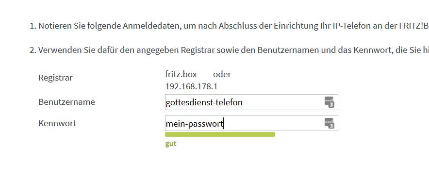 FritzBox konfigurieren 4